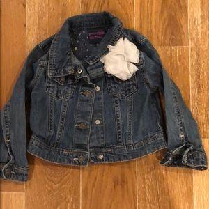 Oshkosh genuine kids Jean jacket